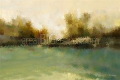 Zoom: Still Waters. Psalm 23:2. VerseVisions Christian Modern Art | Great Big Canvas