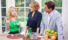 Home & Family - Tips & Products - The Miracle of Apple Cider Vinegar with Kym Douglas Home And Family Crafts, Home And Family Tv, Home And Family Hallmark, Hallmark Homes, Family Show, Apple Cider Vinegar For Skin, Hallmark Channel, Beauty Recipe, Healthy Tips