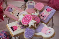 Fanciful Events: Sugar Plum Fairy Baking Party