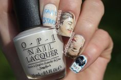 NOTD – The fault in our stars - Coewless nail polish blog