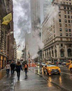 Fifth Avenue New York City