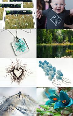 Wild and Free by Brittany Henderson on Etsy--Pinned with TreasuryPin.com