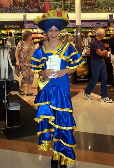 The Chiquita banana girl ainu0027t got nothing on model Julia Stegner in her flavorful costume. | Costumes! | Pinterest | Costumes Victoria secret and ...  sc 1 st  Pinterest & The Chiquita banana girl ainu0027t got nothing on model Julia Stegner in ...