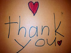 Thank You Kindness Cards for Local First Responders (June 2015)