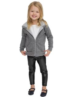American Apparel - Kids Shiny Leggings