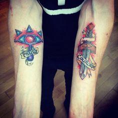 Zelda + Tattoos <3