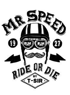 Mr. Speed / Oscar Postigo