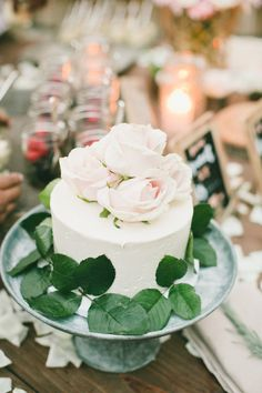 Bride and groom cake: http://www.stylemepretty.com/california-weddings/calistoga/2015/02/23/rustic-farm-to-table-napa-valley-wedding/ | Photography: Onelove -  http://www.onelove-photo.com/