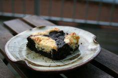Mascarpone-Brownies
