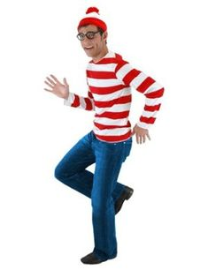 fantasia masculina wally