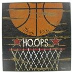 Sports Balls Wall Art with Four Hooks | Shop Hobby Lobby