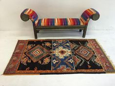 Check out this item in my Etsy shop https://www.etsy.com/listing/518541414/vintage-moroccan-wool-berber-rug