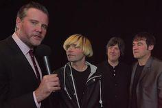 The Charlatans at the Xperia Access Q Awards
