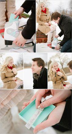 Valentine's Day Surprise Engagement