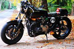 Sydney Cafe Racers - Blog - Kawasaki Z500 CafeRacer