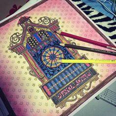 #thetimegarden #colouringbook #coloringbook