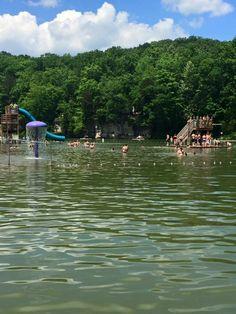 9 Swimming Holes in Ohio