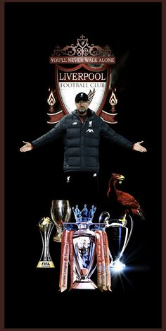 Liverpool Poster, Liverpool Tattoo, Liverpool Anfield, Liverpool Fc Wallpaper, Liverpool Wallpapers, Liverpool Fc Champions League, Liverpool Premier League, Liverpool Fans, Premier League Champions