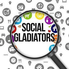 Social Gladiators on Instagram! Enjoy it!  #socialmedia #socialgladiators #facebook #twitter #youtube #instagram #seo #copywriting #websitetrafic #sales #advising #consulting Gladiators, Copywriting, Seo, Social Media, Photo And Video, Facebook, Twitter, Youtube, Instagram