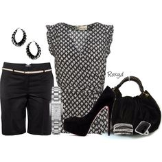 Suede, created by roxyd on Polyvore
