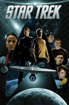 The adventures of the Starship Enterprise continue in this new story that picks up where the blockbuster 2009 film left off! Featuring the new cast of the film, these missions re-imagine the stories f