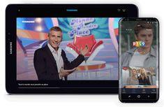 La TV en direct sur smartphone et tablette avec Watch IT. Tv Direct, Direction, Live Tv, Smartphone, Fictional Characters, Cartoon, Fantasy Characters