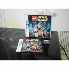 Nintendo DS Game Lego Star Wars The Complete Saga Game