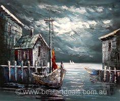 Original textured oil paintings on canvas by http://bestartdeals.com.au. $74.25(50 x 60 cm)