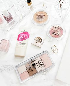 NEW Essence 2017 Makeup Review -  http://www.joliennathalie.com/2017/03/new-essence-2017-spring-summer-makeup-review.html