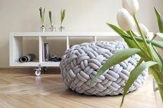 Maxi trico e croche na decoração - Pesquisa Google: