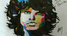 #draw #art #jimmorrison