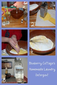 Blueberry Cottage: Loving your laundry