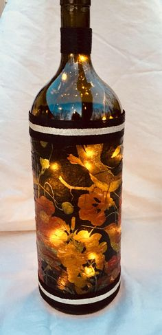A personal favorite from my Etsy shop https://www.etsy.com/listing/581513728/hummingbird-lighted-wine-bottle-lighted