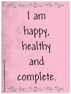Everyday Affirmations: Daily Affirmations - 29.11.2012