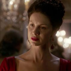 "Claire Fraser (Caitriona Balfe) in Season Two of Outlander on Starz, Episode Two ""Not In Scotland Anymore"" via https://outlander-online.com/2016/04/16/1550-uhq-1080p-screencaps-of-episode-2x02-of-outlander-not-in-scotland-anymore/"