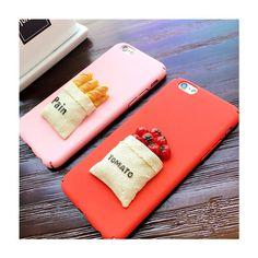 süße Tasche mit Tomate und Brot Handyhülle, neue Schutzcase für…