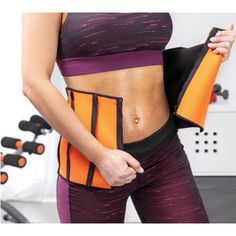 Introducing your new best gym partner, the InnovaGoods Sport Fitness slimming sports sauna girdle-belt ! A high quality sports girdle that increases Sauna, Sweat Belt, Best Gym, Gaines, Improve Posture, Slim Fast, Wearable Technology, Body Love, Body Heat