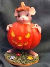 Halloween Charming Tails Maxine's Pumpkin Costume 1St Edition