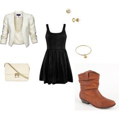 """""""classy cowgirl"""" by njgirl92 on Polyvore"""