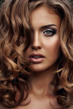 Honey And Caramel Highlights | Medium Brown Hair with Caramel Highlights