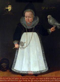 Lot: Art - Northern Dutch School C. 1601 Portrait, Lot Number: 0152, Starting Bid: CA$3,000, Auctioneer: Pridham's Auction House, Auction: Estate Auction Frederick Cleveland Morgan, Date: April 8th, 2017 IST