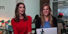 "A Q&A with Danielle Weisberg and Carly Zakin, cofounders of The Skimm: ""I think we've been able to stand out and be in the top of people's inbox, because people feel like The Skimm is a friend, and feel like that voice speaks to them."""