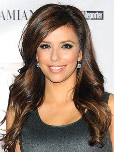 http://lifeandluxury.hubpages.com/hub/Makeup-for-Brown-Hair-Brown-Eyes-and-Tan-Skin