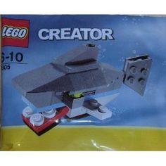 #lego #lego_creator #Shark $14.95