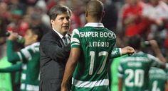Sporting: Bruno de Carvalho em Itália para negociar a transferência de João Mário