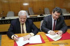 Μνημόνιο Συνεργασίας μεταξύ του ΑΠΘ και του Κέντρου Ελληνικών Σπουδών του Πανεπιστημίου Harvard