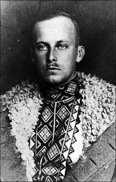 Вільгельм Франц фон Га́бсбург-Ло́трінґен (Васи́ль Вишива́ний) - український військовий діяч, політик, дипломат, поет, австрійський архікнязь (ерцгерцог) династії Габсбургів, полковник Легіону Українських Січових Стрільців. Він вважався одним з неофіційних претендентів на український трон.Хоча він сам офіційно ніколи непроголошував свої наміри бути українським монархом і навіть не мав до цього можливостей, Василь прославився своїми  здібностями, поезією і любов'ю до України
