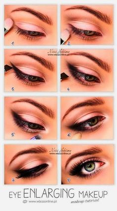 motivational trends: eyes makeup
