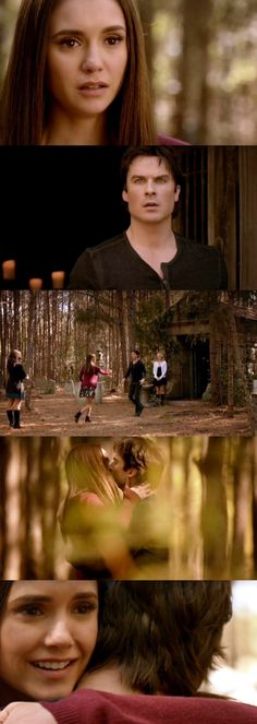 The Vampire Diaries TVD S08E16/Season finale - Delena