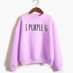 BTS Tae Crewneck Sweatshirt Women Casual Pullover Bts Sudadera Kpop Female Sweatshirts Love Yourself Answer Harajuku Tracksuit Bts Hoodie, Bts Clothing, Mode Kpop, Funny Hoodies, Harajuku Fashion, Harajuku Clothing, Ootd Fashion, Printed Sweatshirts, Cute Sweatshirts For Girls